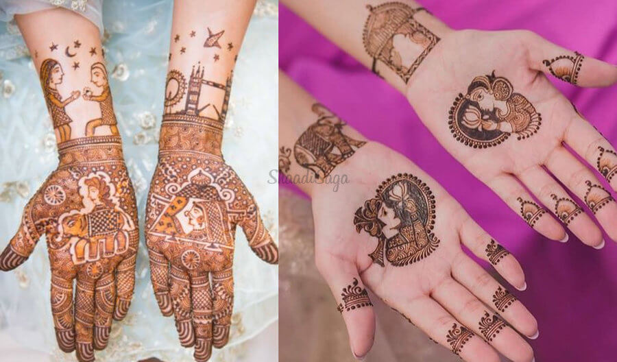 Top 11+ Simple Mehndi Designs
