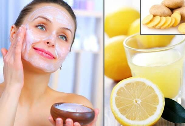 5 LEMON FACE PACKS THAT REDUCE DRY SKIN AND ACNE