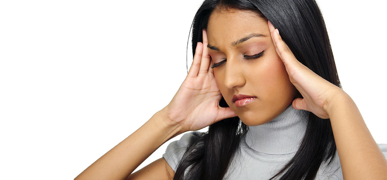 5 Natural Ways to Say goodbye To Headaches caused by Stress