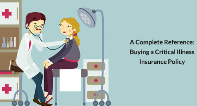4 Reasons To Buy Critical Illness Insurance!
