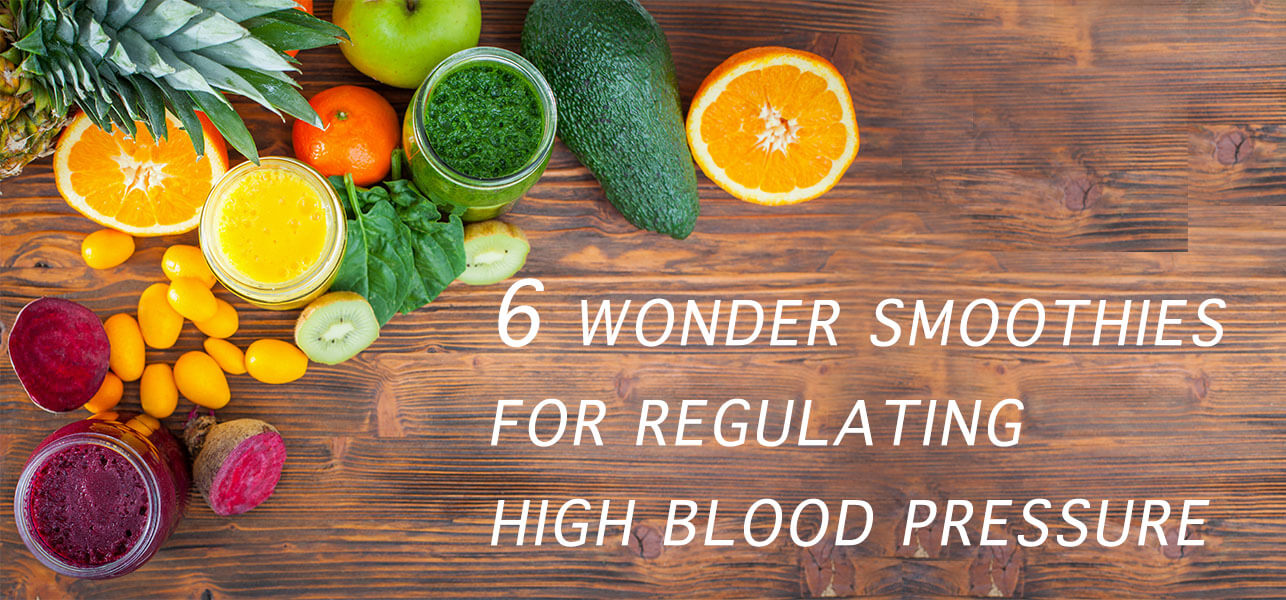 Bid Goodbye to High Blood Pressure with Delicious Smoothies