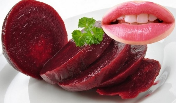PINK UP YOUR LIPS WITH BEETROOT – DIY