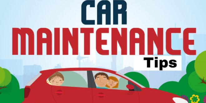 5 Car Maintenance Tips