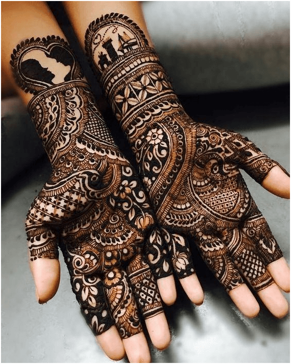 17 latest bridal mehndi designs for 2020