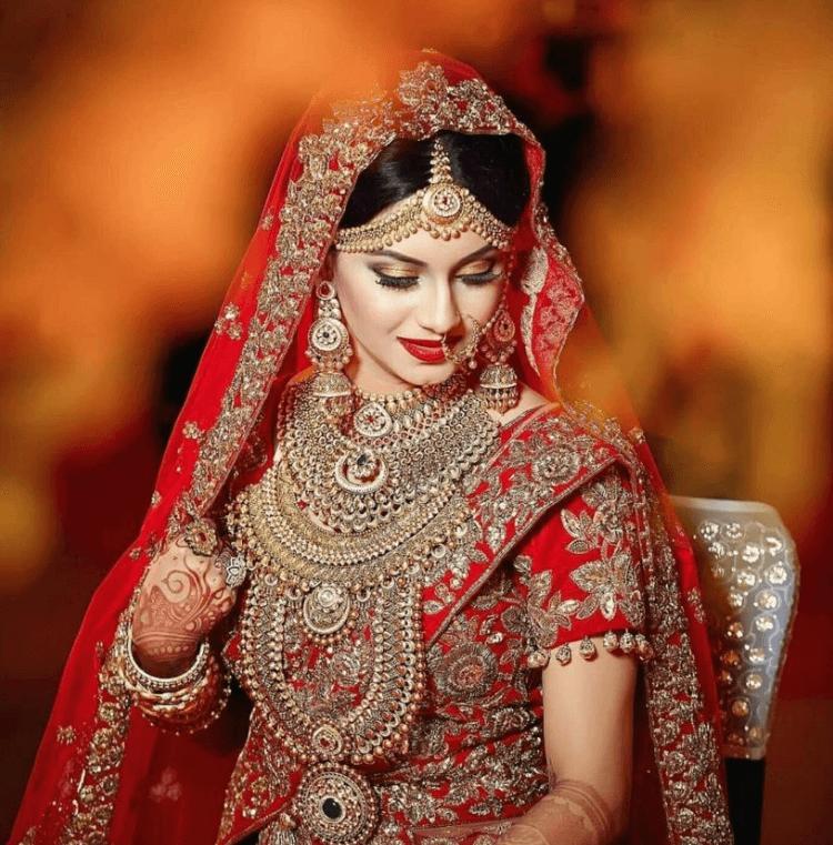 Indian Bridal Makeup Step By Step – Bridal Makeup