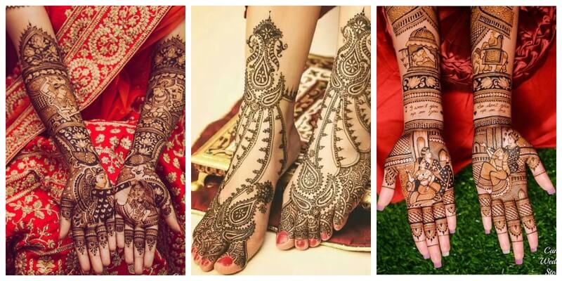 Unique Bridal Mehendi Ideas That Stand Out