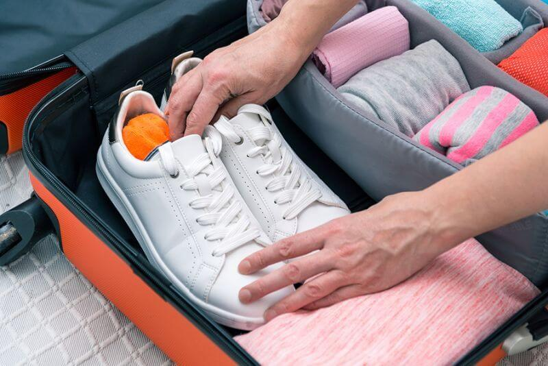 How to Pack Your Shoes When Moving