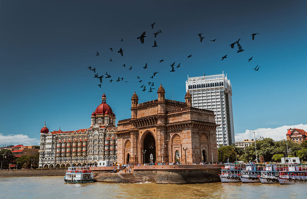Mumbai- A Destination Where Tourists Can Find Many Things