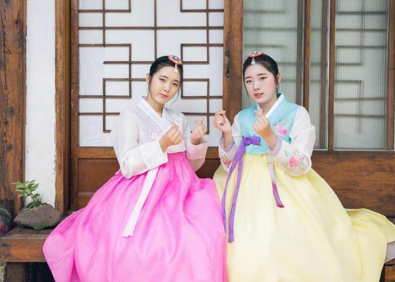 Why do New Daughter-in-laws wear Hanbok?