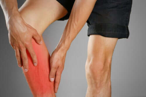 Exercises for goose foot tendonitis