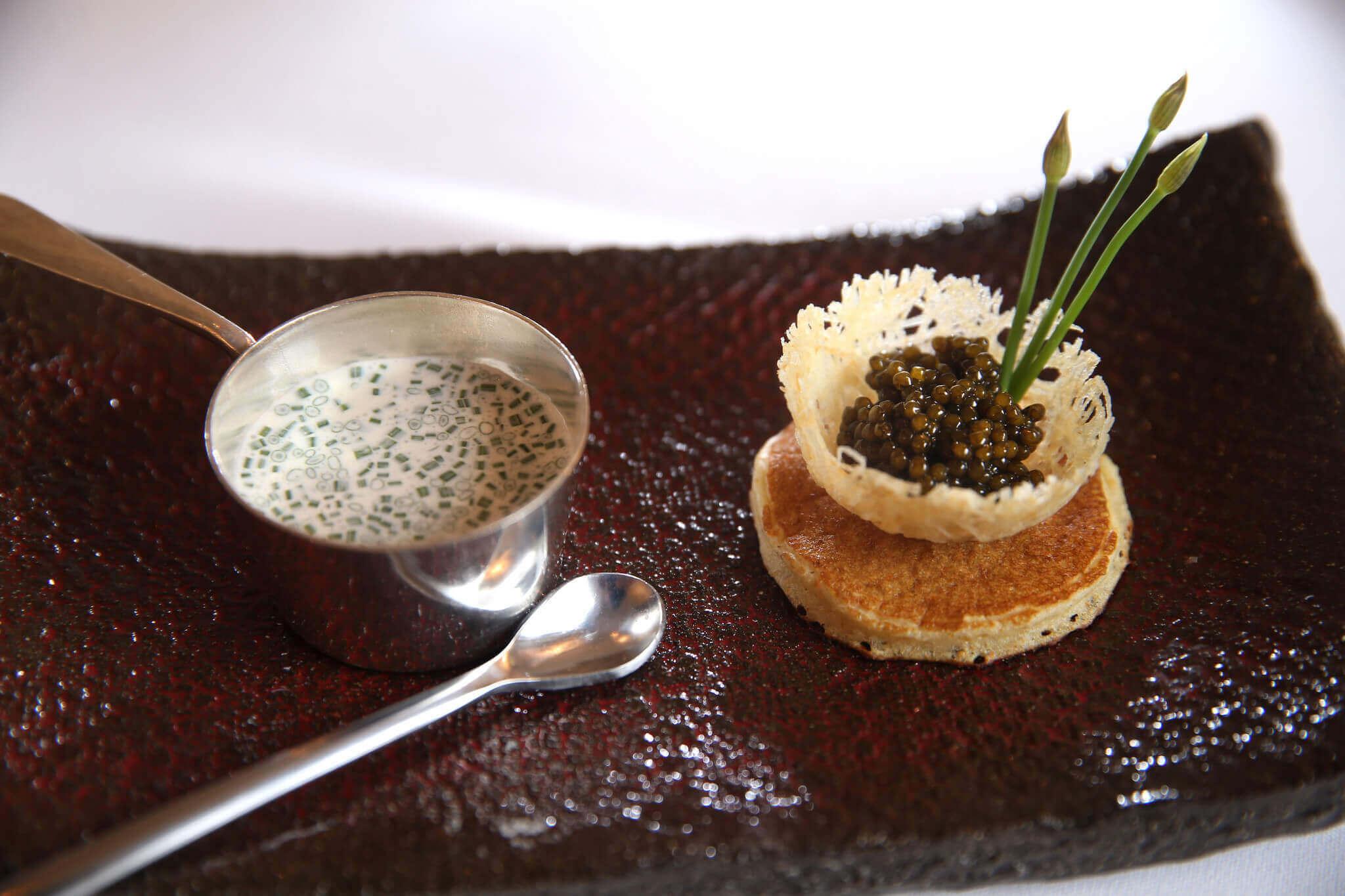 Get premium quality Beluga Caviar from Caspian Monarque online store