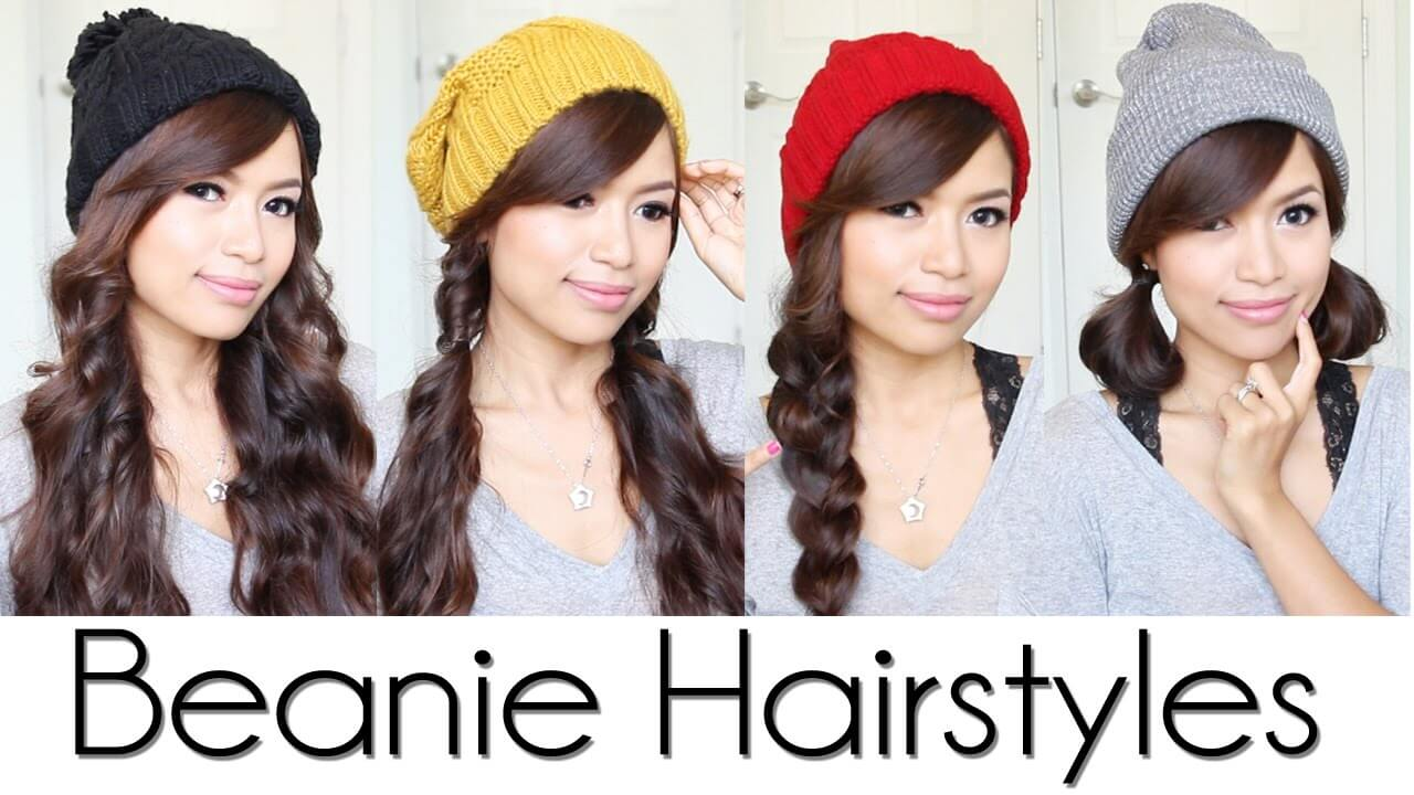 6 Beanie-Friendly Hairstyles
