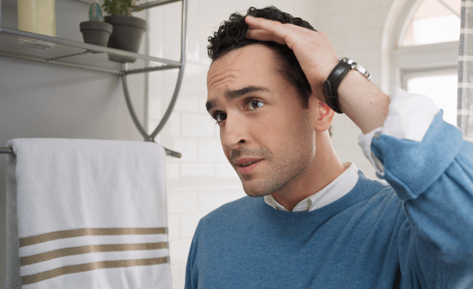 What to Look Out for if You Might be Balding