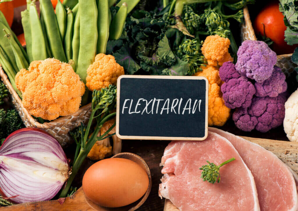 What is the flexitarian diet?