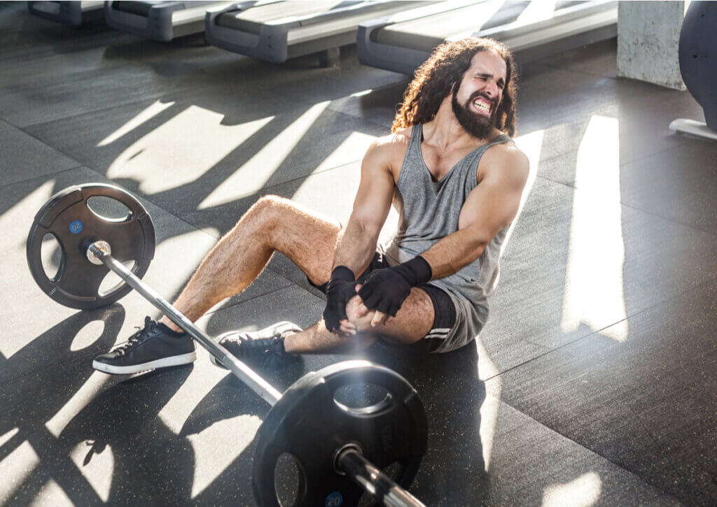 Tips to prevent injuries in the fitness room