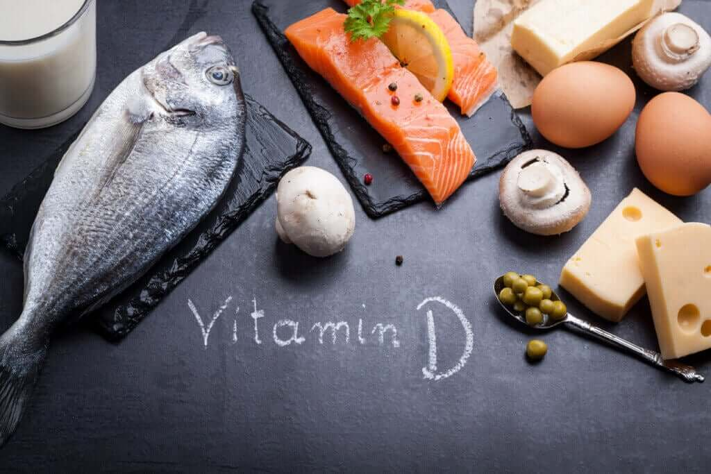 How to obtain vitamin D through diet?