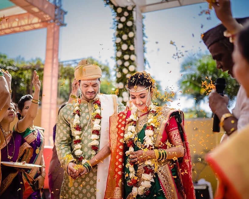 Decoding Marathi Marriage – Sacred and Enchanting Rituals that make the Marathi Wedding Pure, Holy, and Dreamy