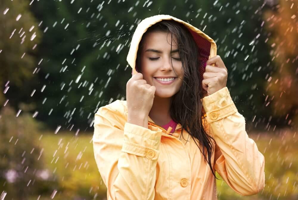 Best Colours for women raincoat