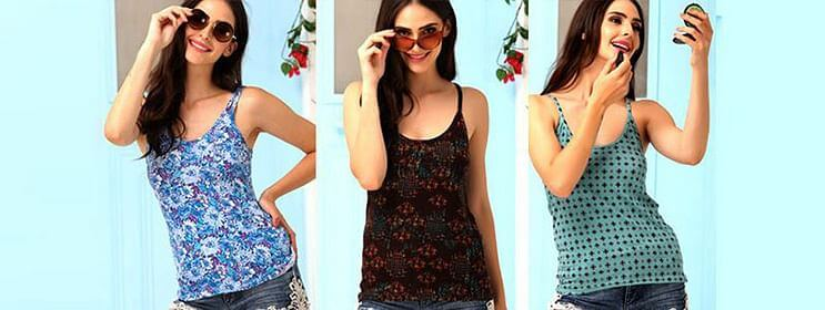 10 Things To Remember When Wearing Camisole Tops